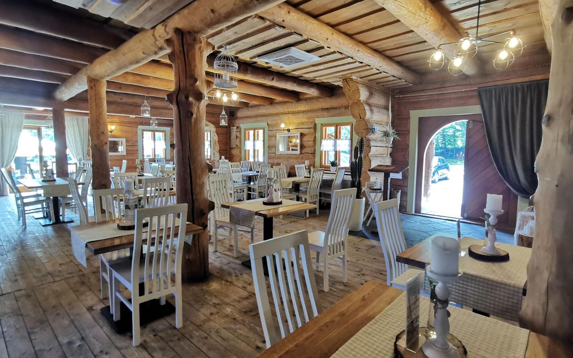 Karczma Jaszowianka - zdjęcie wnętrza restauracji